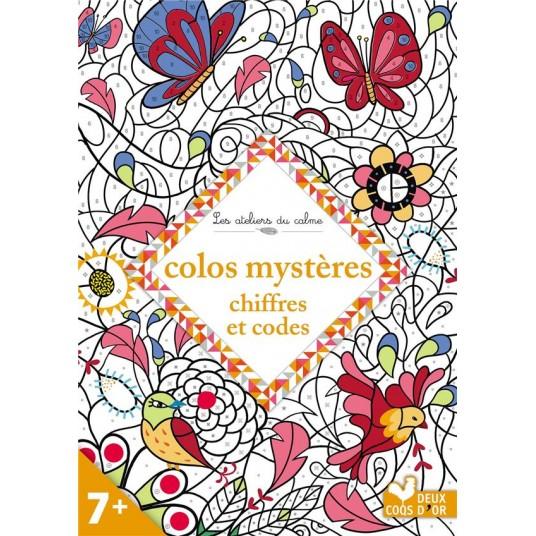 COLOS MYSTERES - CHIFFRES ET CODES