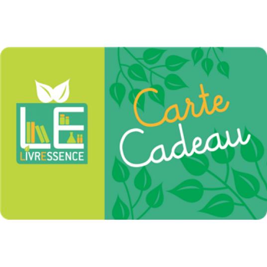 CARTE CADEAU - 20€