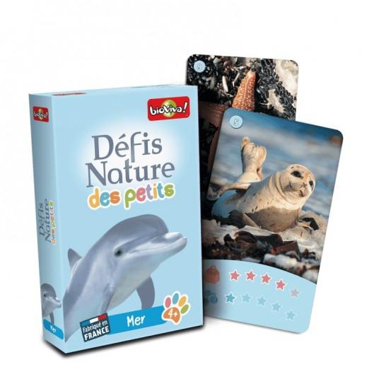 DEFIS NATURE DES PETITS - MER